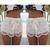Circle Lace Shorts