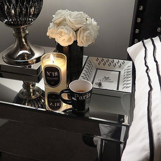 home accessory classy luxury candle paris