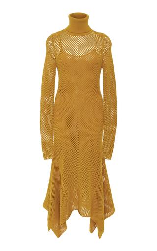 Sontag Open-Knit Turtleneck Dress | Moda Operandi