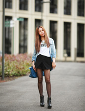 chloe ting,top,bag,jewels,shoes,shirt