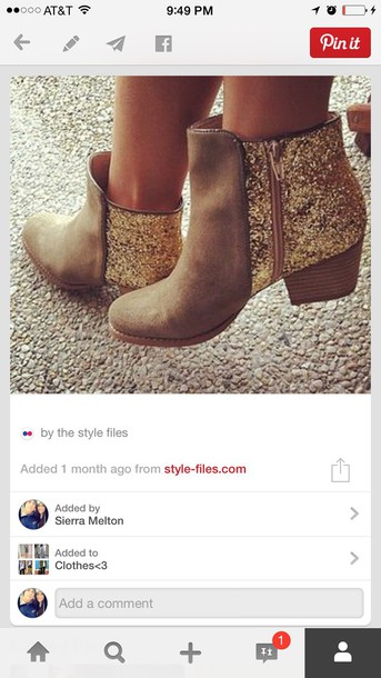 shoes fashion boots booties pinterest sparkle