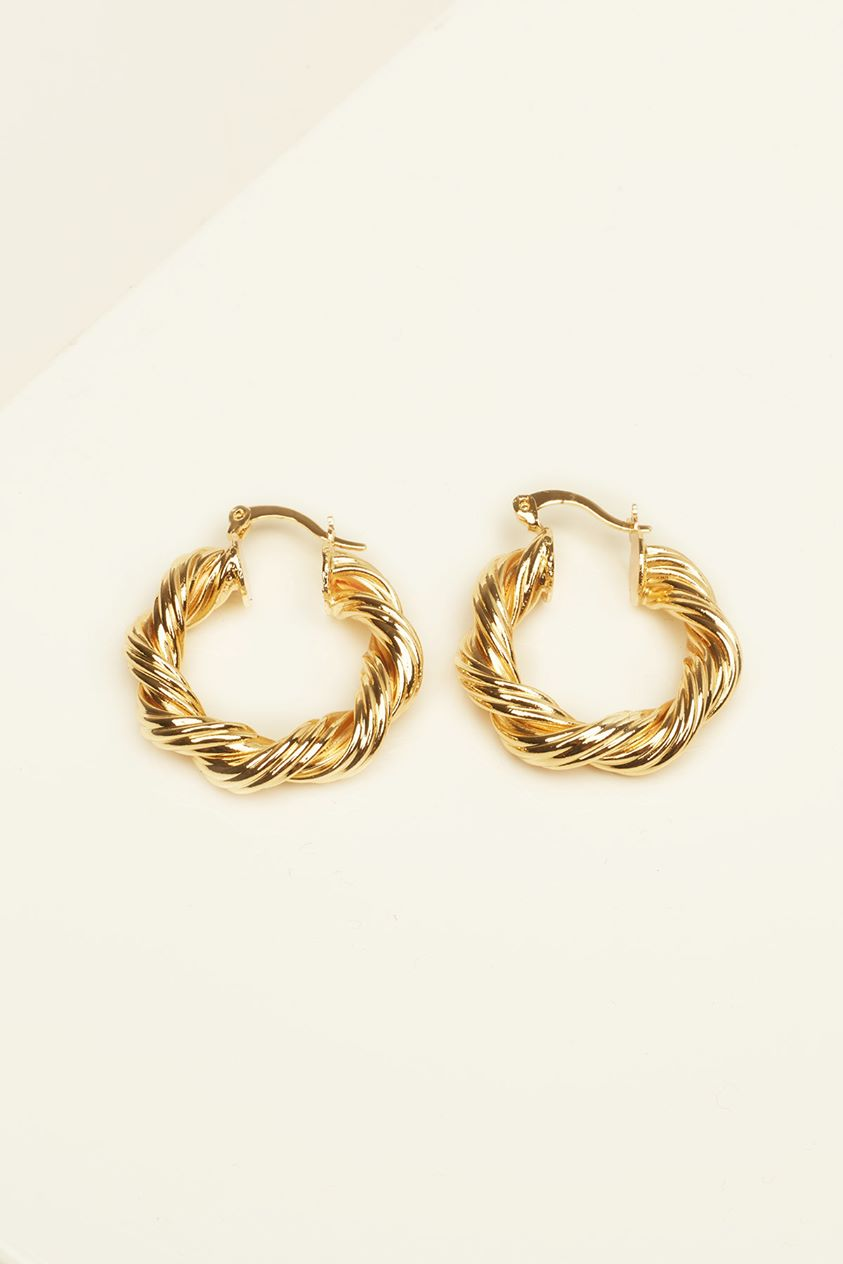 Token Arielle Earring Gold