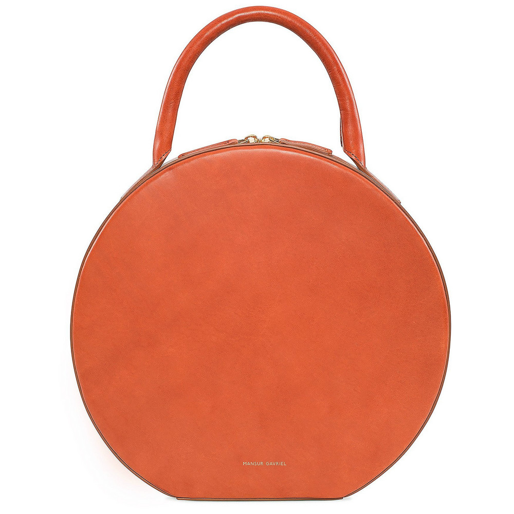 Mansur Gavriel Circle Bag - Cammello