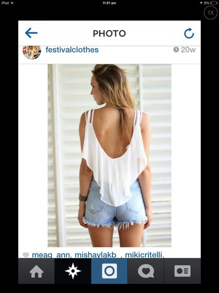 shorts festival top shirt white girl