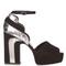 Ayer suede platform sandals