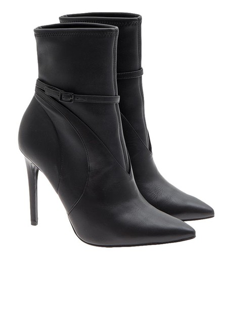 KENDALL + KYLIE leather ankle boots ankle boots leather black shoes