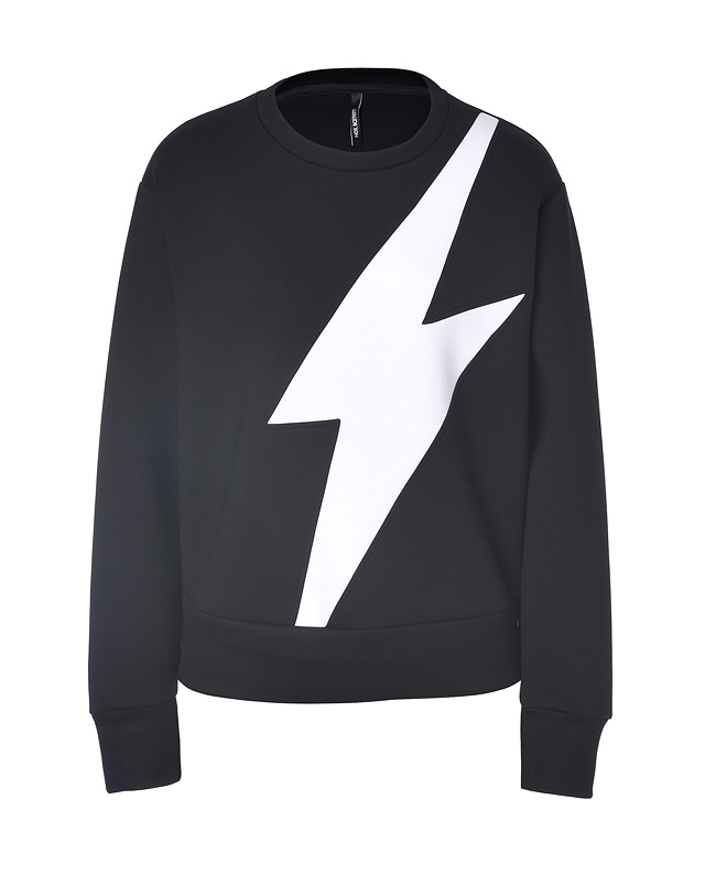 Neil Barrett - Printed Sweatshirt