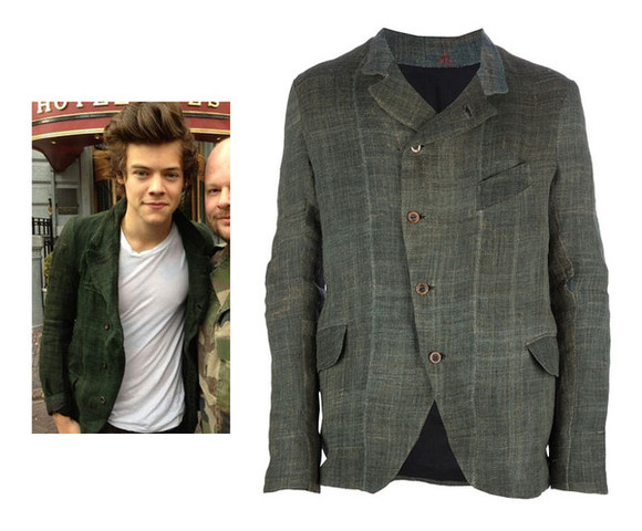 harry styles one direction jacket