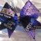 Glitter girl bows | cheer bows | custom bows | hair bows