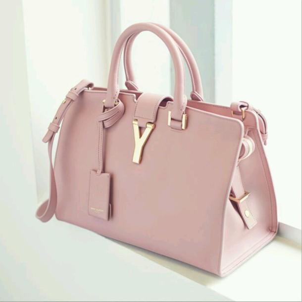 bag handbag ysl bag ysl pink bag 83afc1ae6f023