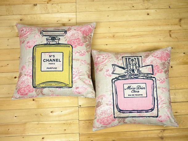 Home Accessory Living Stone Pillows Pilow Miss Dior