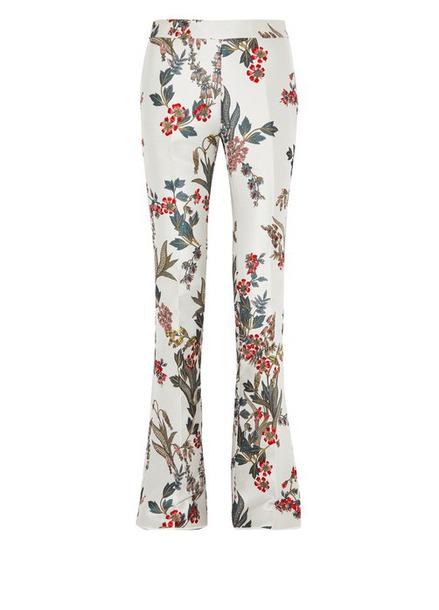 pants flowers pants
