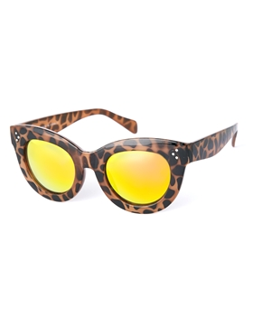 cat eye sunglasses | ASOS