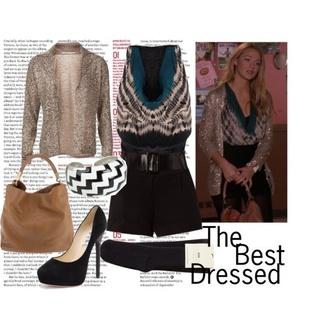 jumpsuit gossip girl style serena van der woodsen