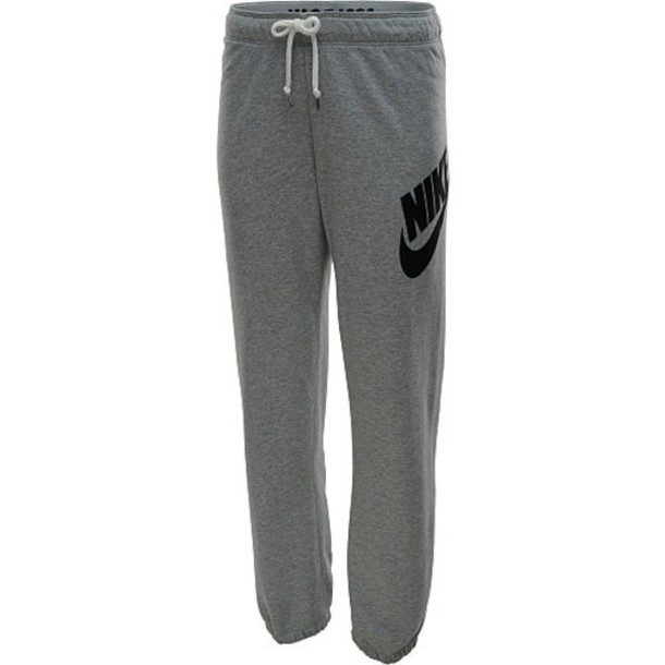 pants nike grey rally sweatpants