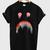 Rainbow Sad Face T shirt