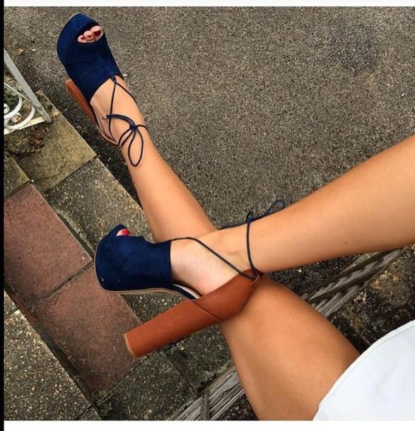6451f00a227a shoes heels black heels high heels cute high heels sandal heels thick heel  ankle strap heels