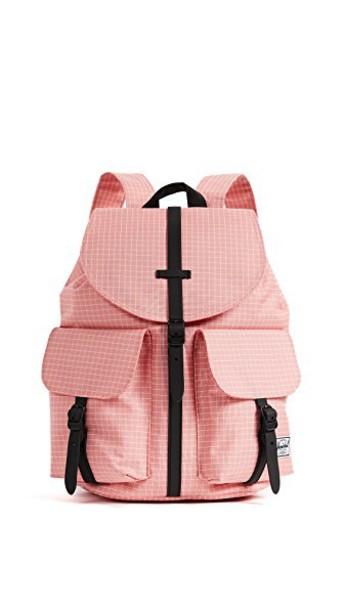 Herschel supply Co. backpack strawberry grid bag