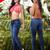 Blue Skinny Tabbachi Jeans 7250 | Yallure
