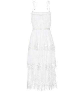 dress lace dress lace silk white