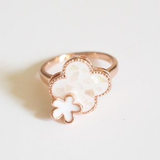 jewels summer summer handcraft flowers monogram monogrammed gift gift ideas knuckle ring ring armor ring engagement ring silver ring stars ring girlfriend gift lovely gift birthday gift best gifts rose gold ring