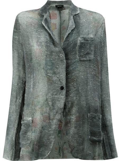 AVANT TOI cardigan cardigan style women cotton black sweater
