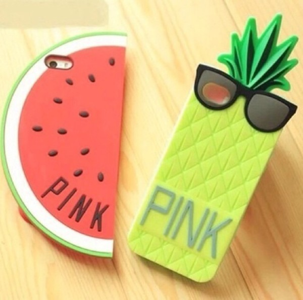 phone cover ananas