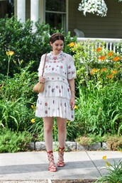lamariposa,blogger,dress,shoes,bag