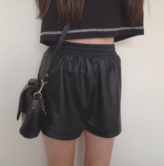 prada chanel shorts tumblr tropical indie leather cool awesome peng modern fresh denim marcjacobs black fashion shirt bag girl