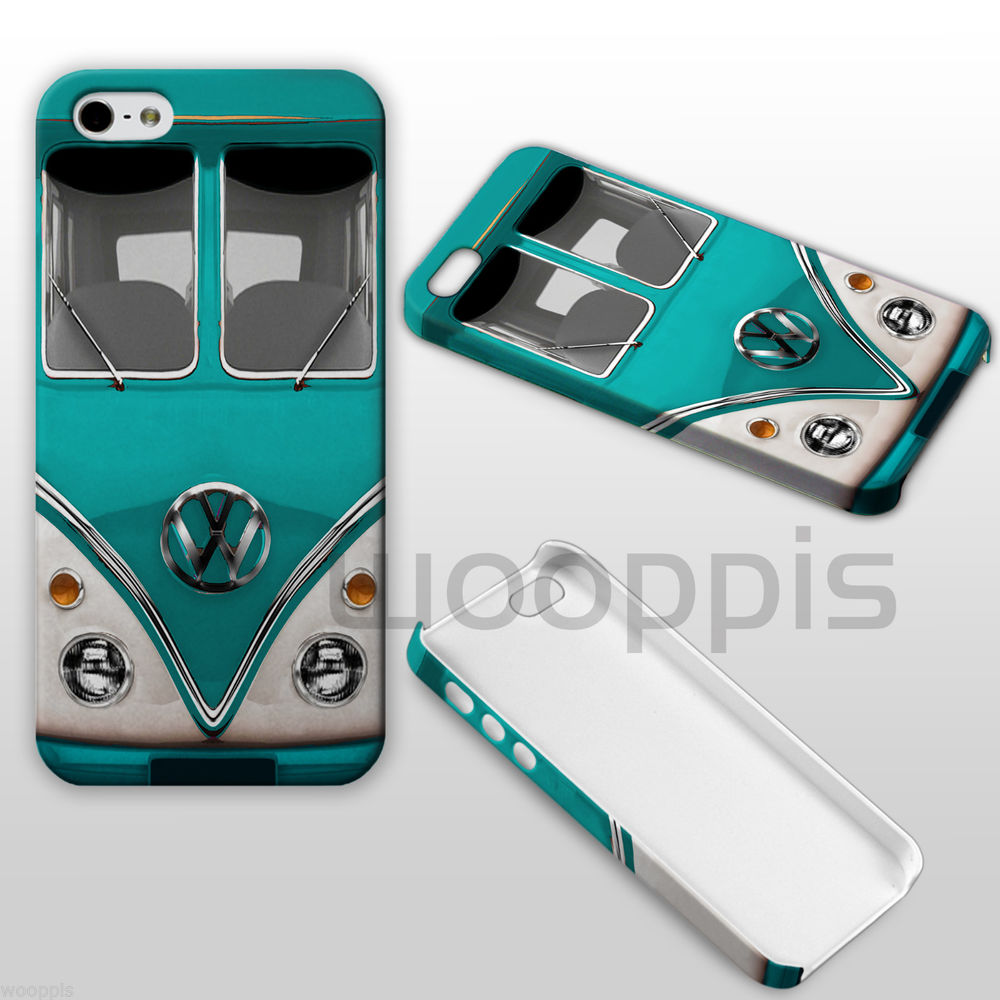 VW Combi Van Volkswagen Kombi iPhone 5 5S Case iPhone 5c Case iPhone 4 4S Case | eBay