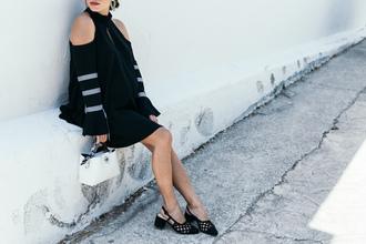 seams for a desire blogger dress bag shoes sunglasses jewels scarf jumpsuit skirt