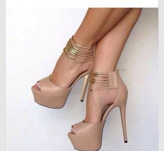 shoes nude peep toe pumps peep toe pumps