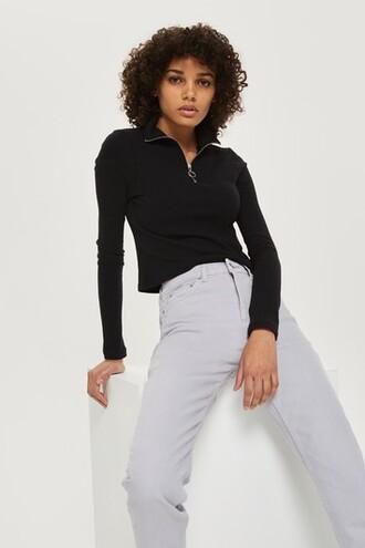 jeans straight jeans purple