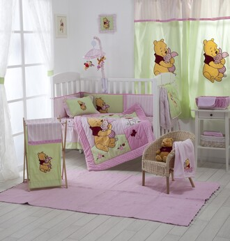 home accessory bedding baby bedding crib bedding set princess baby crib winnie the pooh disney baby girl bedding baby room baby girl duvet home decor bedroom tumblr bedroom babybeddingdesign.com baby bedding set