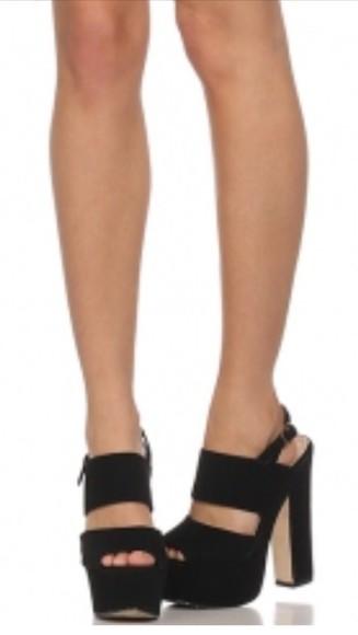 high heels thick heel thick heels