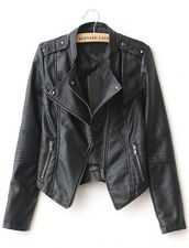jacket,leather jacket,leather,black,black leather,biker,cute,cute jacket,black jacket,biker jacket,black leather jacket,fashion,style