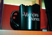 jewels,black,the vampire diaries,vampire,bite,cup,mug
