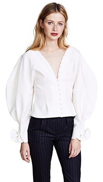 Jacquemus blouse top