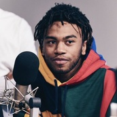 jacket,color block hoodie,kevin abstract,brockhampton