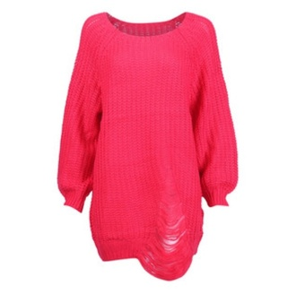 sweater hot pink fall outfits