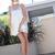 Vanessa Silk Choker Dress – Dream Closet Couture