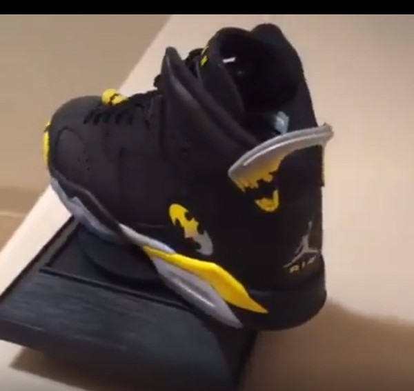 air jordan 23 shoes batman