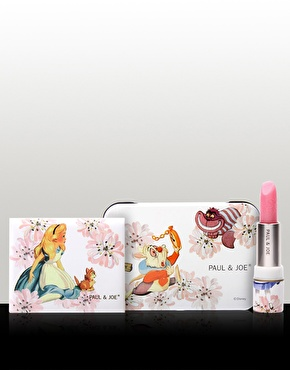 Paul & joe limited edition alice in wonderland collection tin