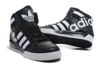 shoes adidas guys high top sneakers