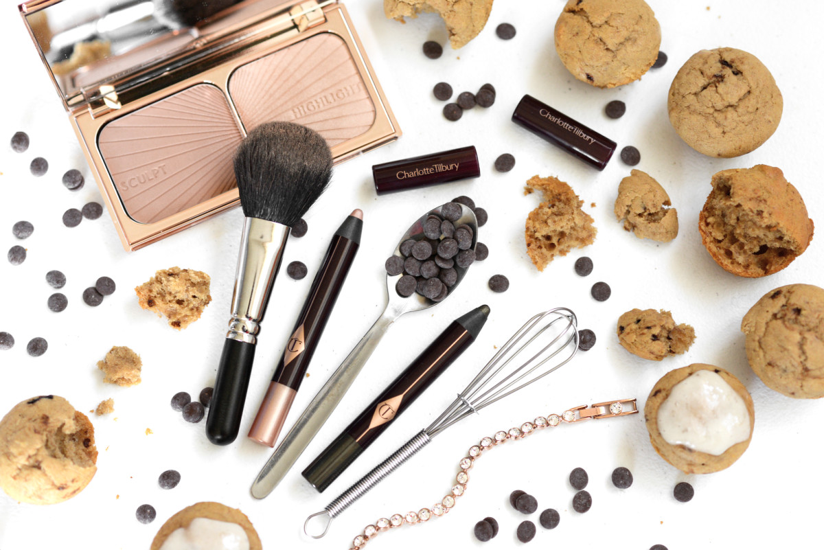 Beauty Spot: A-B-Charlotte Tilbury - Shine By Three