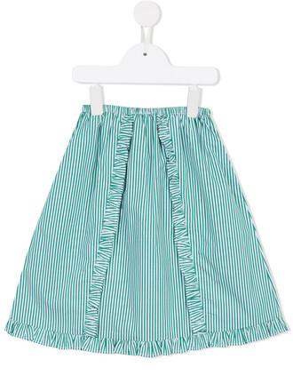 skirt girl white