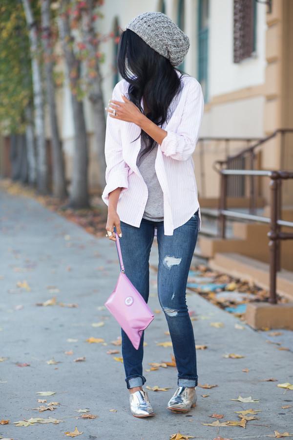 walk in wonderland jeans shirt hat bag shoes jewels