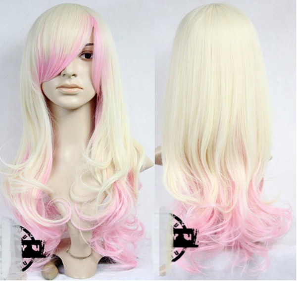 hair accessory wig ombre hair