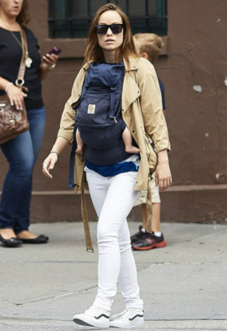 jacket shoes bag sneakers olivia wilde