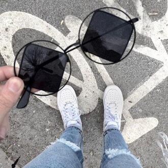 sunglasses hippie glasses
